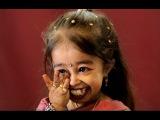 Самая маленькая девочка Джиоти Амге