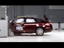 Краш-тест | Ford Fusion 2013 (crash test)