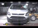 Краш-тест | Ford Transit 2013 (crash test)