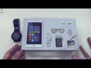 ГаджеТы: подробный обзор Windows-планшета Acer Iconia Tab 8 W (W1-810)