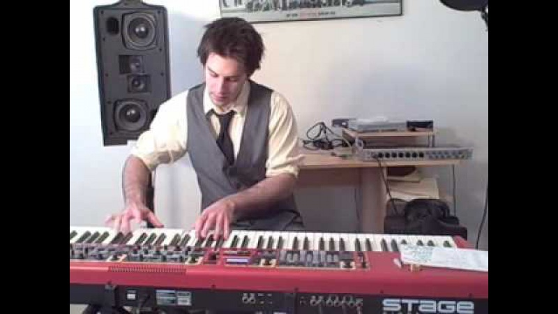 Classic 80's Hits... Interpreted for Ragtime Piano - By Scott Bradlee (Inspiration for