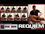 REQUIEM FOR A DREAM Cover - Electro Hurdy-Gurdy - Ableton Live - Vielle