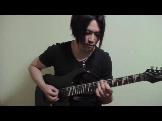 【ギター】30days Speed Shred by Hidenori 【速弾き】