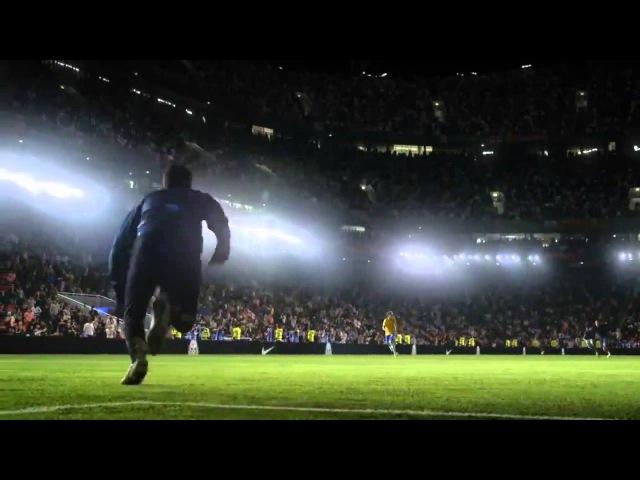 Nike Football: Winner Stays. ft. Ronaldo, Neymar Jr., Rooney, Ibrahimović, Iniesta more