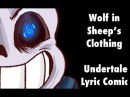 Undertale Wolf In Sheep's Clothing