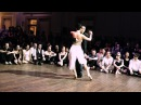 Tango: Valeria Maside y Carlitos Espinoza, 26/04/2015, Brussels Tango Festival, Random couples 1/5