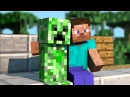Eminem The Monster MINECRAFT PARODY - Friends With A Creeper
