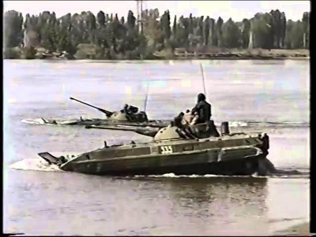 В/ч 10885 ,109 ОИСБ Учения Песковатка 1999 год.