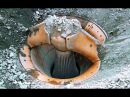 The Metso 4265 Gyratory Crusher