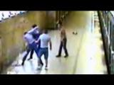 Русский военный зарезал трех кавказцев-беспредельщиков в метро.