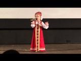 Песня царевны Забавы.Мире 4 года,конкурс Чунга