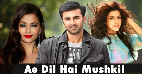 Ae Dil Hai Mushkil HD Movie