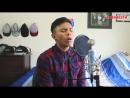 Major Lazer ft. Justin Bieber & MØ - Cold Water cover,парень классно спел кавер,красивый голос,хорошо поёт,шикарно,поёмвсети