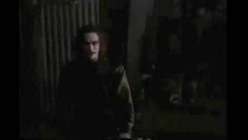 Ворон The Crow 1994 ТВ ролик №2