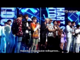 [RUS SUB][Episode] BTS 'Fire' 1st win @ 160512 M countdown