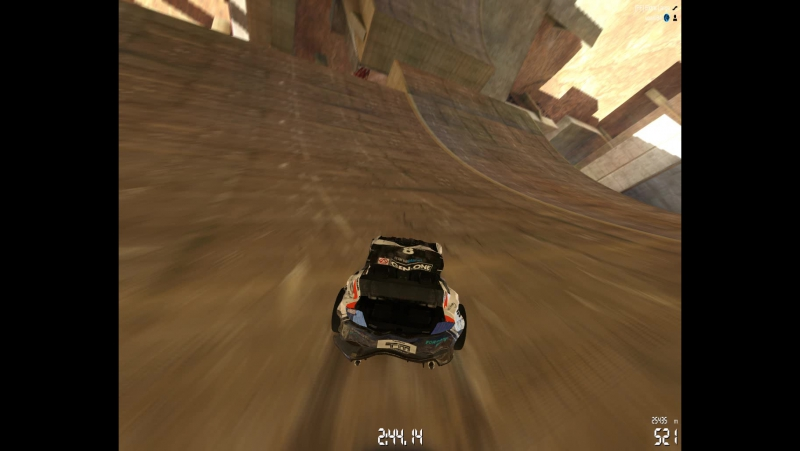 Trackmania 2 canyon extralarge map