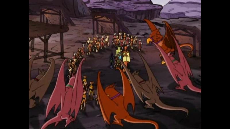 Звездные Врата: Бесконечность 23 серия из 26 / Stargate Infinity Episode 23 (2002 - 2003)