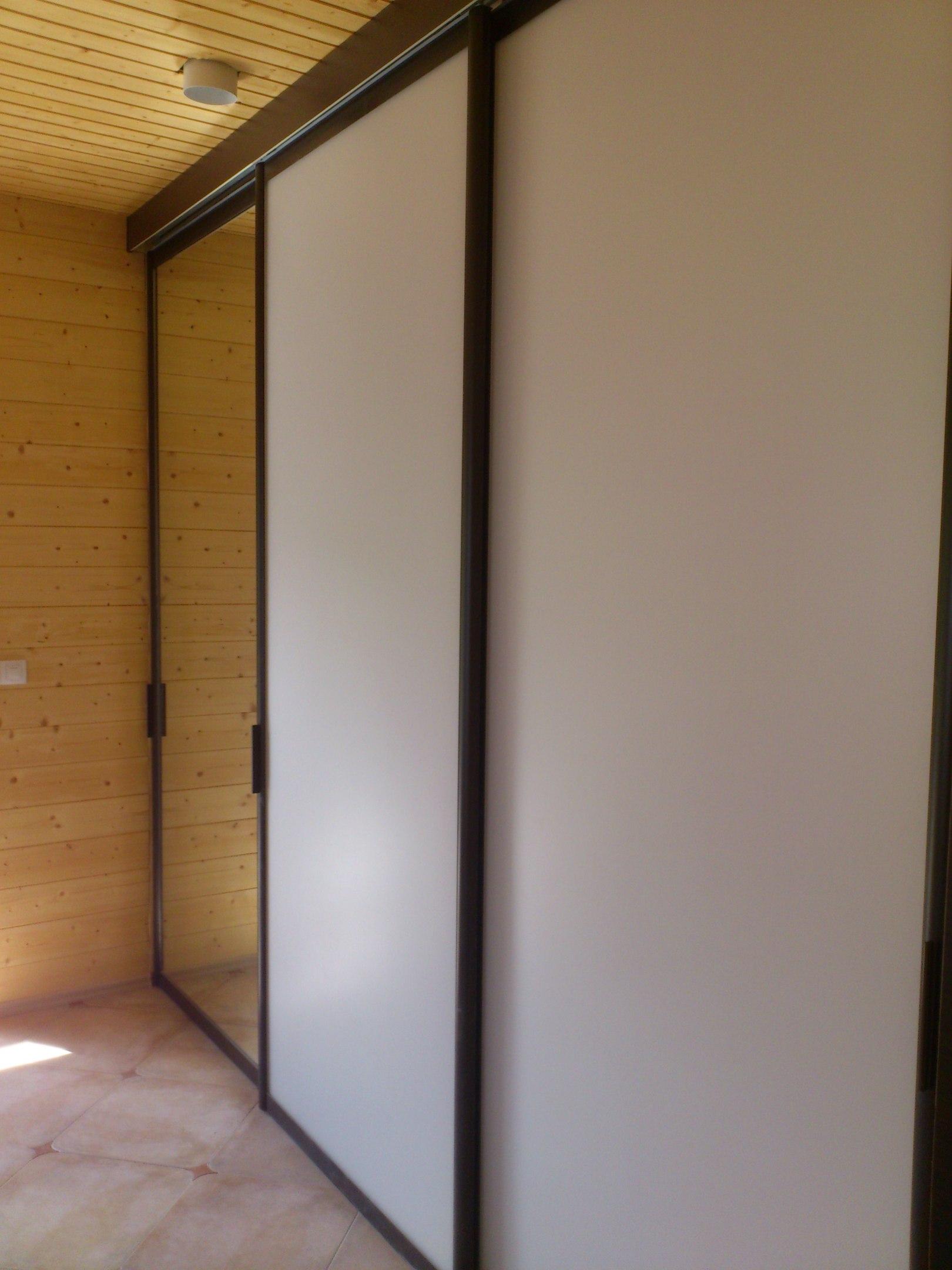 Подвесные двери