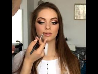 Урок эффектного макияжа