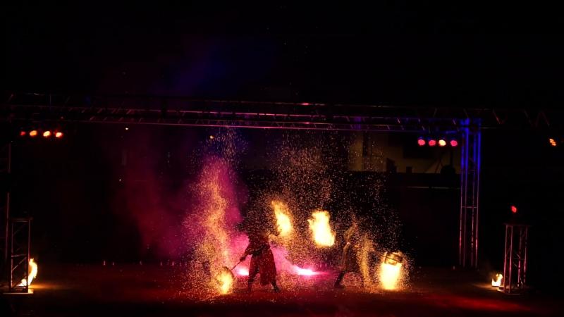 Международный фестиваль огня МИФФ-2016