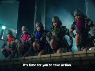 Ninja Sentai Kakuranger 15