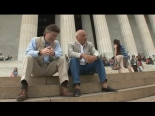 Одноэтажная Америка. 15-я серия. Вашингтон. Декларация независимости, журналистика