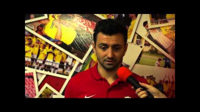 FC Milsami Orhei Interviu Surdu Romeo 01 10 2015