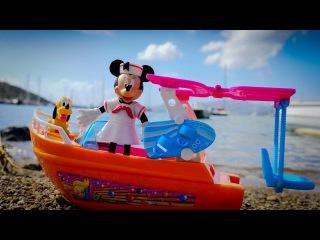 Видео для девочек. Моя игрушка Мини Маус Дисней. Серия 1