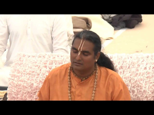 24-hour Gayatri Yagna with Sri Swami Vishwananda - 17-18.08.2013