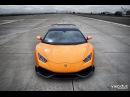 Modified Lamborghini Huracan Equipped with IPE Exhaust