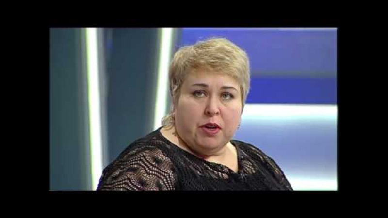 Ильмира Дербенцева в программе Касается Каждого 2016
