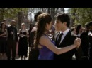 Дневники вампира (The Vampire Diaries, 2009-). Elena and Damon are dancing