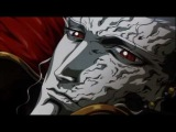 AMV Blood And Iron Vampire Hunter D Bloodlust Woodkid - Iron
