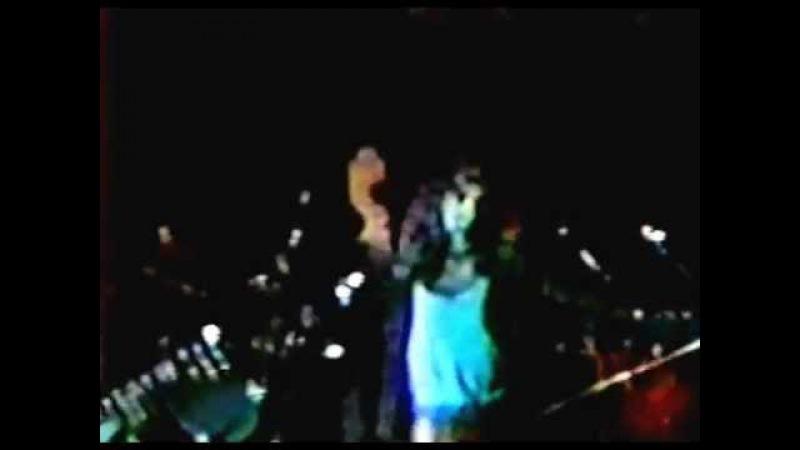 Razor - Live in Norwalk,CT 1988 red border