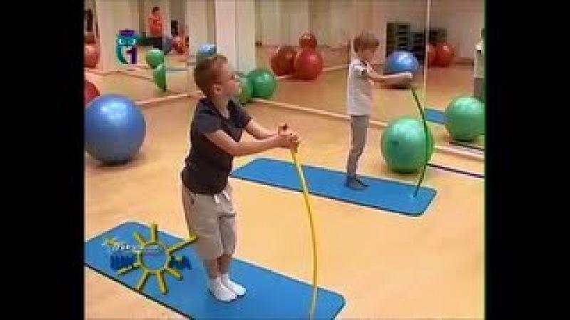 Сколиоз. Какие упражнения помогут избавиться от болей в спине? Воспитание детей....