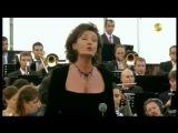 RICHARD WAGNER. Tristan und Isolde. Isolde's Liebestod,  Waltraud Meier Daniel Barenboim , Conductor.