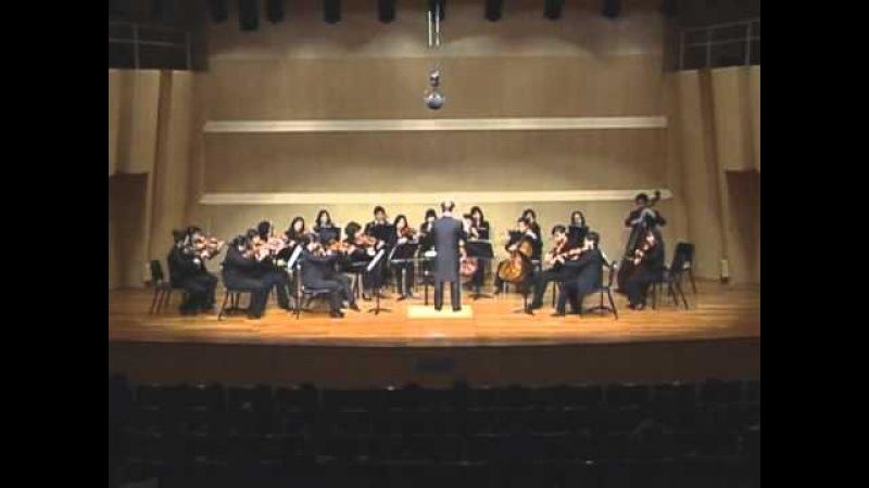 Mozart - Symphony No.6 F Major KV.43 1.Allegro 2.Andante