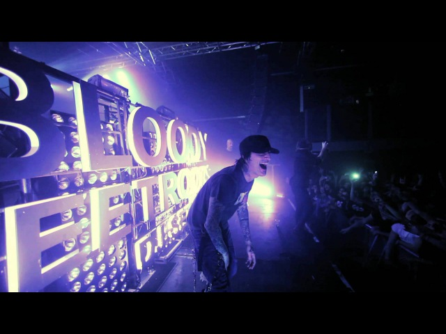 The Bloody Beetroots Live feat. Tommy Lee - Ultra TV