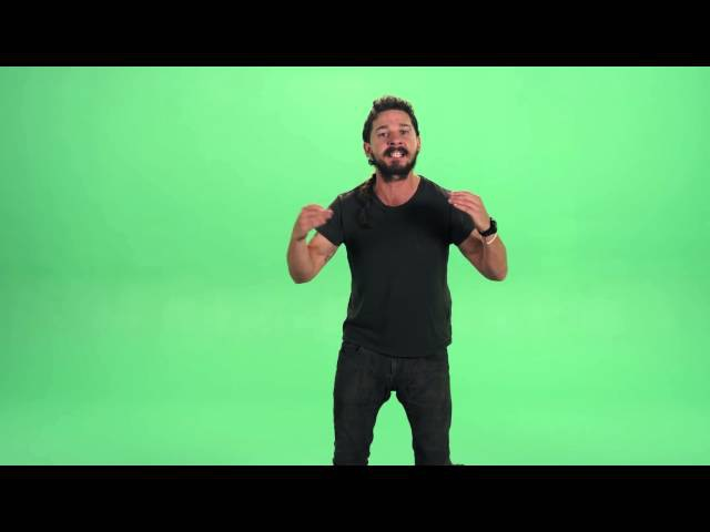 Shia LaBeouf - Just Do It Motivational Speech (Русский перевод)