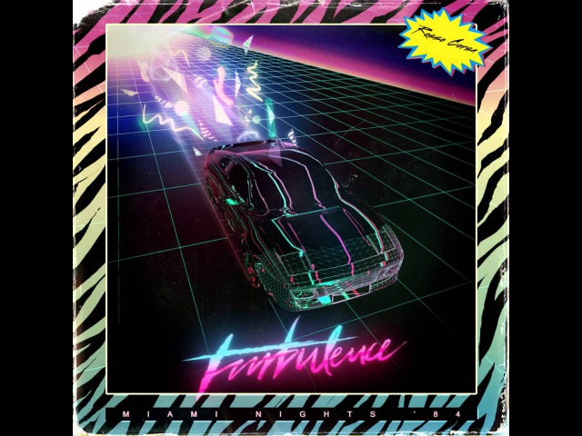 Miami Nights 1984 - Turbulence [Full album] New Retro Wave