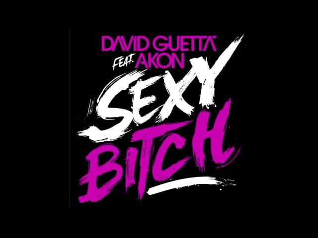 David Guetta ft Akon - Sexy Bitch (HQ)