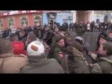 Гиви и пленные киборги - (январь 2015) 18+