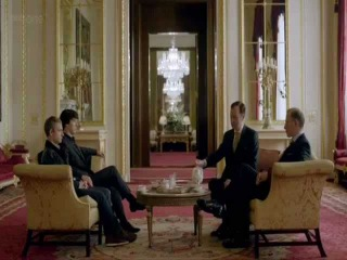 Sherlock Mycroft Holmes - Дуэт глупого короля и принцессы
