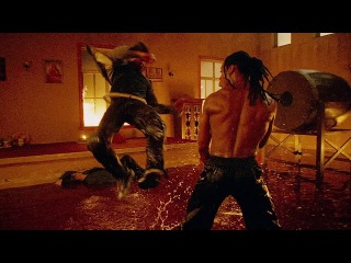Tony Jaa Vs Lateff Crowde (The Protector 2005) Tom Yum Goong HD 1080p