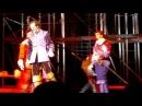 Три мушкетера - мюзикл Донецкого театра, гастроли в Казани