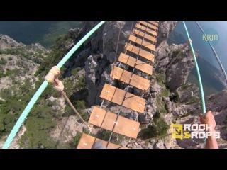 KRM Tour - подвесные мосты и роуп-джампинг на Ай-Петри