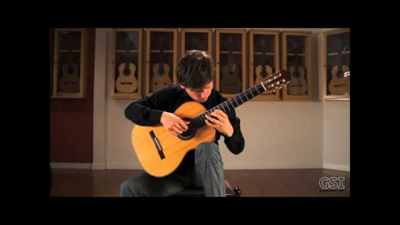 Llobet 'Canco de Lladro' played by Andrey Parfinovich