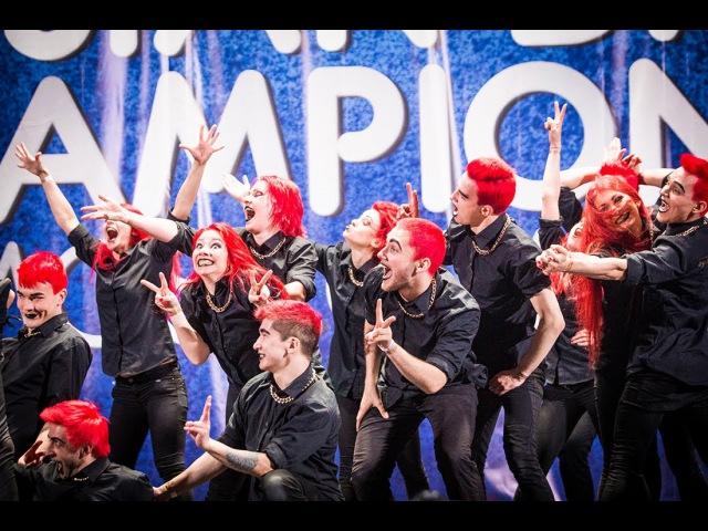 GREEK SALAD CREW — 1st Place — Best Jazz Funk Crew @ RDC14 Project818 Russian Dance Championship