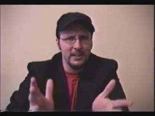 Nostalgia Critic #3 - Cloverfield \ Мо́нстро - Trailer Review ( rus vo)