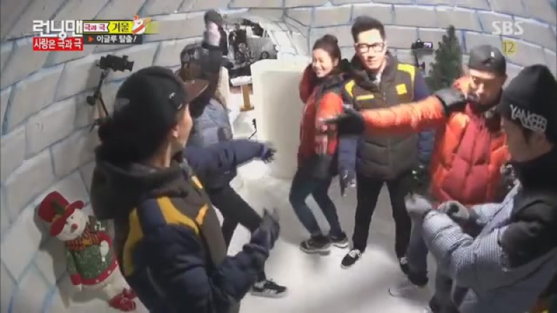 Runnning Man Ep 224 Dancing